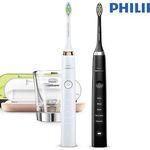 2x Philips Sonicare DiamondClean HX9392/40 Elektrische Zahnbürste ab 168,49€ (statt 226€)