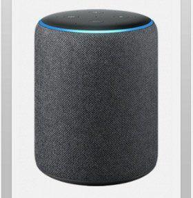 2x Amazon Echo Plus (2. Generation) mit integriertem Smart Home Hub für 4,95€ + Vodafone DataGo M 5GB LTE Datentarif für 17,49€ mtl.