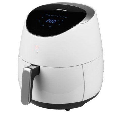 Medion MD 18290 Digitale Heißluftfritteuse mit 4,5 Litern für 89,99€(statt 105€)