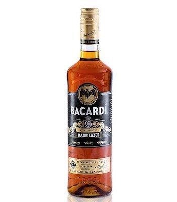 Bacardi Major Lazer Limited Edition Rum 0,7 Liter ab 11,87€ (statt 20€)