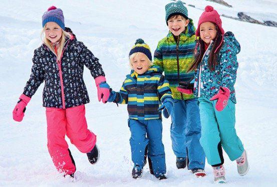 LIDL: Ausgewählte Kinder Winterkleidung mit 25€ Rabatt ab nur 40€ Bestellwert
