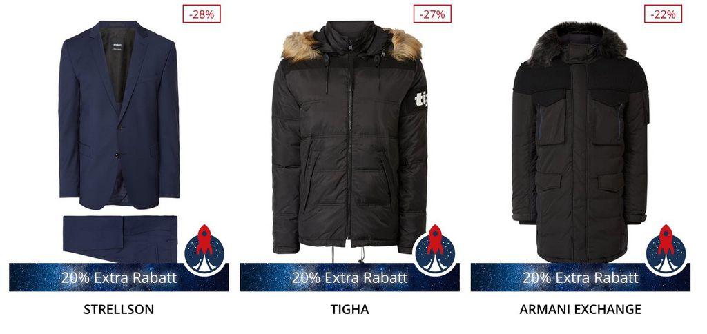 TOP! 20% Extra Rabatt auf Sale Ware bei Peek & Cloppenburg*   günstige Markenfashion