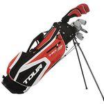 Dunlop Tour Golfset Graphit/Stahl 16-tlg. Rechtshand für 111,11€ (statt 200€)