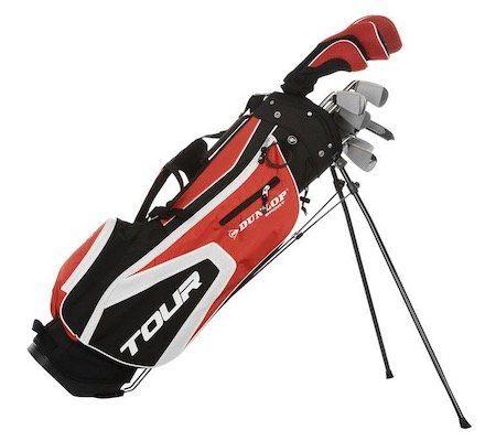 Dunlop Tour Golfset Graphit/Stahl 16 tlg. Rechtshand für 111,11€ (statt 200€)