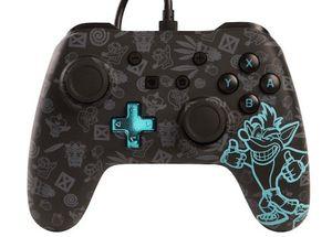 PowerA Nintendo Switch Wired Controller Crash Bandicoot für 24,99€ (statt 33€)