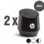 Inventurverkauf bei Top12 – z.B. 2er Pack HP Mini Lautsprecher für 12,12€ (statt 40€)