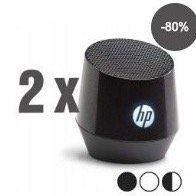 Inventurverkauf bei Top12   z.B. 2er Pack HP Mini Lautsprecher für 12,12€ (statt 40€)