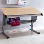 """Wohnling Kinder-Schreibtisch """"MAXI"""" 120 x 60 cm (neigungs- und höhenverstellbar) für 69,99€(statt 92€)"""