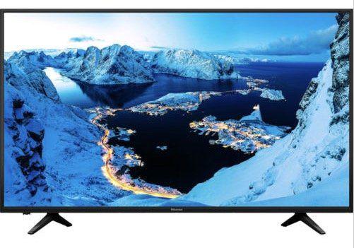 Vorbei! Hisense 50 UltraHD Fernseher H50AE6030 mit HDR10 und Triple Tuner für 296,91€ (statt 395€)