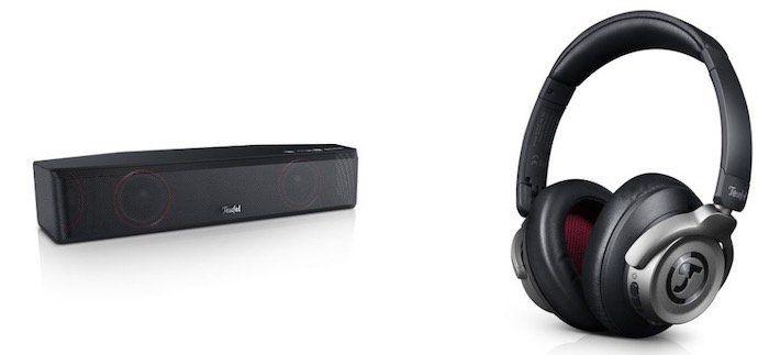 Teufel mit 15% Rabatt auf ausgewählte Artikel   z.B. Teufel REAL Blue NC Over Ear Kopfhörer für 178,49€ (statt 210€)