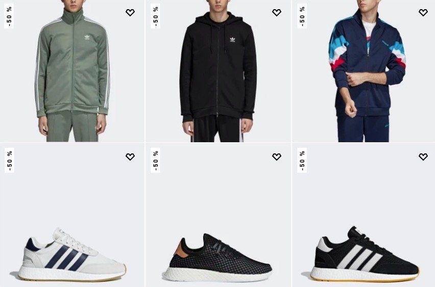 Krass! 😱 adidas Outlet End of Season Sale mit 50% Rabatt   z.B. adidas Kaval Jogginghose für 44,93€ (statt 72€)