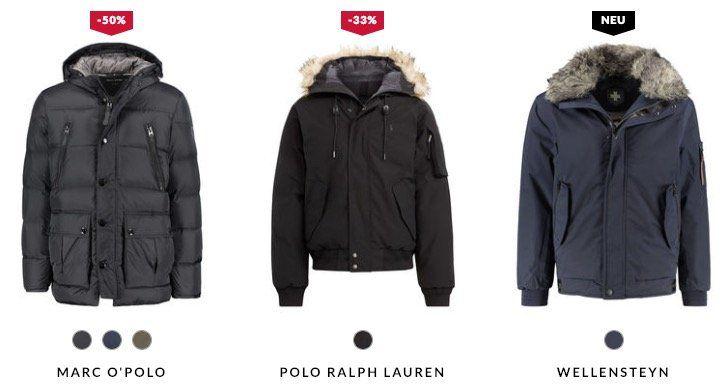 Tipp! engelhorn mit 15% Rabatt auf Jacken   z.B. Tommy Hilfiger Heavy Canvas Down Daunenjacke für 207,41€ (statt 250€)