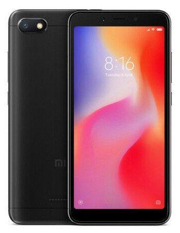 Xiaomi Redmi 6A   5,45 Zoll Einsteiger Smartphone mit 16GB ab 69€