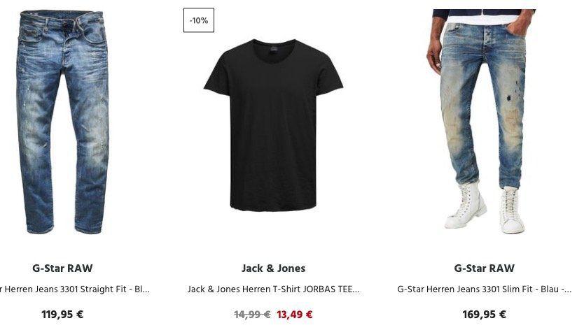 Jeans Direct mit 30% Extra Rabatt auf alles ab 39€   auch im Sale