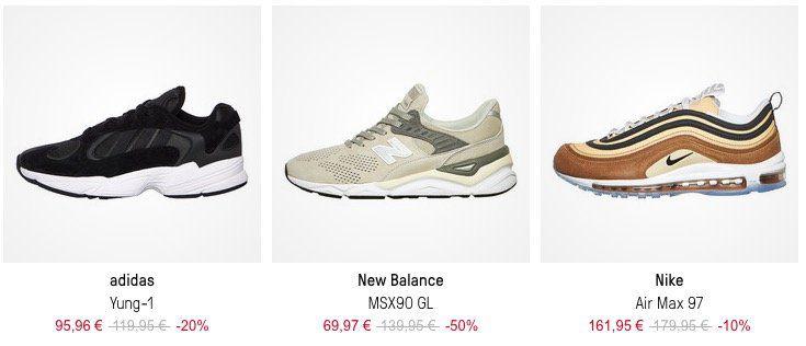 Großer HHV Sneaker Sale + 30% Gutschein   z.B. New Balance M990 EP4 Made in USA für 123,17€ (statt 180€)