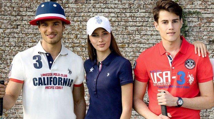 U.S. Polo Assn. Sale bei Vente Privee   z.B. Polos ab 29,99€