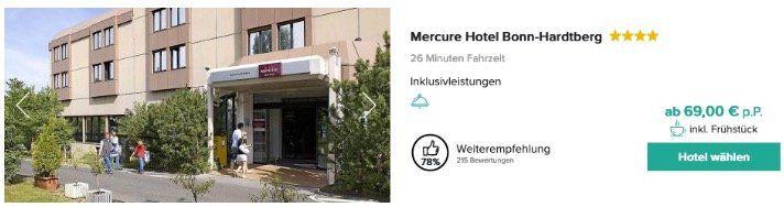 Ticket für die Thermen & Badewelt Euskirchen inkl. ÜN mit Frühstück ab 69€ p.P.