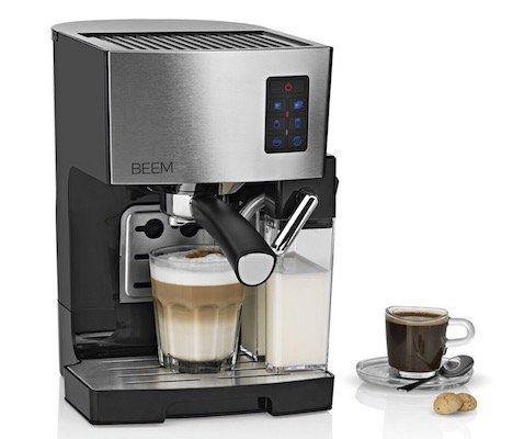 Beem Classico 1110SR Espresso Siebträgermaschine für 71,91(statt neu 150€)   B Ware