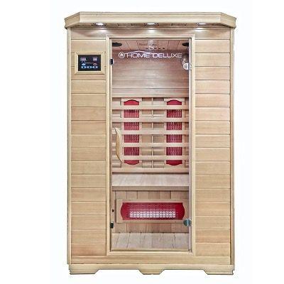 Home Deluxe RedSun M Infrarotkabine für 670,25€ (statt 771€)