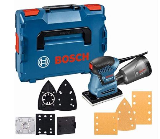 Bosch GSS 160 Multi Professional Schwingschleifer für 98,99€(statt 122€)