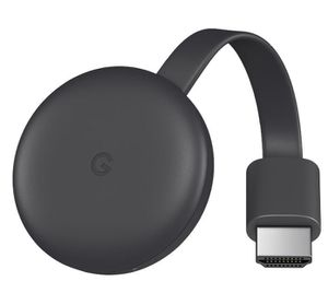 Google Chromecast  3   neuer Streaming Player für 33€ (statt 39€)