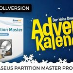 EaseUS Partition Master Professional 11 (Vollversion, Windows) kostenlos