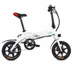 FIIDO D1 – E-Bike Klapprad mit 10,4Ah Batterie in Weiss für 356€ – Versand aus EU
