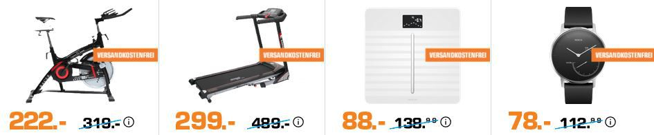 Saturn Weekend Sale: günstige TVs, Foto  u. Fitnessartikel  sowie Kochen, Backen & Beauty