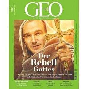 Tipp: 3 Ausgaben GEO Magazin für 25,20€   Prämie: 25€ Amazongutschein