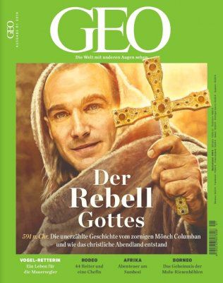 Tipp: 3 Ausgaben GEO Magazin für 25,20€ + 25€ Amazongutschein