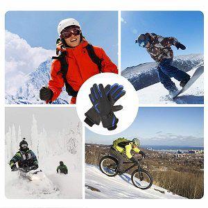 Motenik wasserdichte & winddichte Skihandschuhe für 10,79€ (statt 18€)