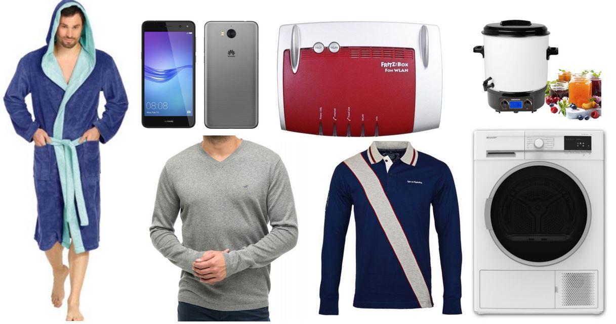 eBay Wows Neujahr: z.B. Mustang Herren Sweater für 19,99€ (statt  25€)