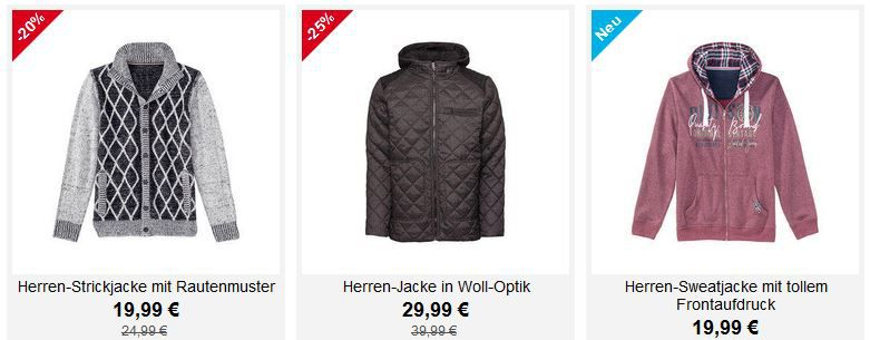 53d0df58dfcb4 NKD Late Night Shopping: 30% Rabatt auf alles - günstige Damen, Herren und  Kinder Fashion