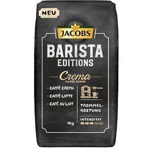 1kg Jacobs Barista Editions Kaffee Crema ganze Bohne für 11€ (statt 14€)