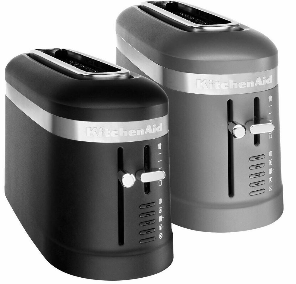 KitchenAid 5KMT3115 2 Scheiben Langschlitz Toaster (refurb.) für 49,50€ (statt 85€)