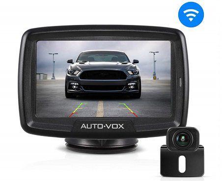AUTO VOX CS2 Wireless Rückfahrkamera für 74,89€ (statt 107€)