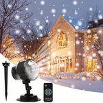 B-right PG-20180815 Weihnachts-LED-Projektionslampe für 19,78€ (statt 33€)