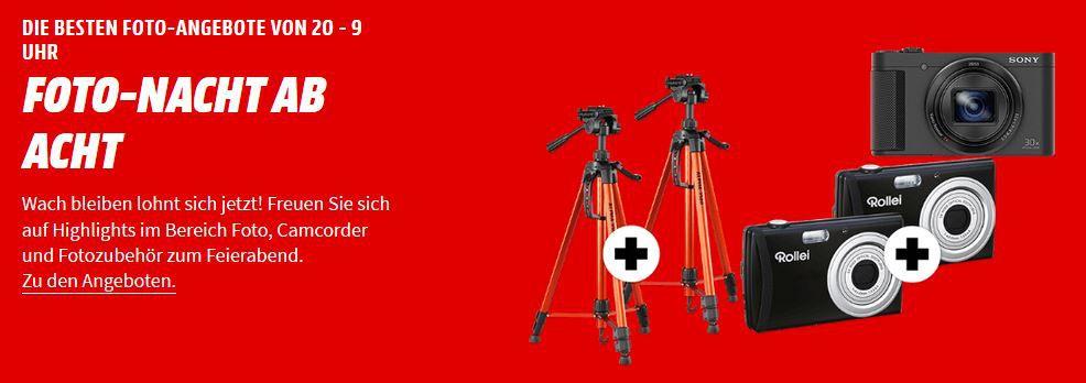Media Markt Foto Late Night Aktion:  günstiges Foto Zubehör: z.B.  DJI MAVIC PLATINUM + AKKU BUNDLE Drohne für 949€ (statt 1.140€)