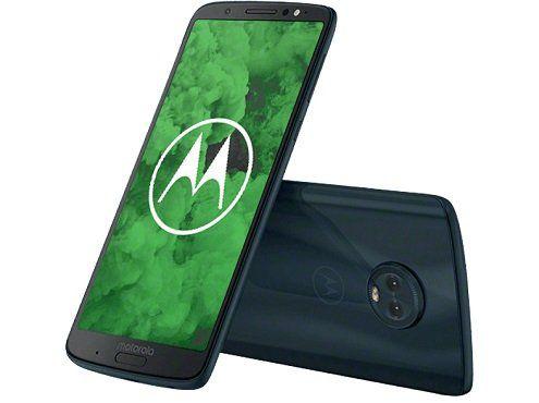 MOTOROLA Moto G6 Plus   5.9 Smartphone mit 64GB und Dual SIM für 199€ (statt 229€)