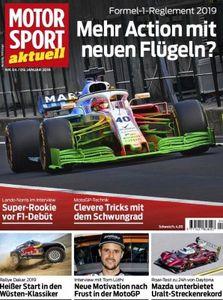 54 Ausgaben Motorsport Aktuell nur 24,95€ (statt 140€)