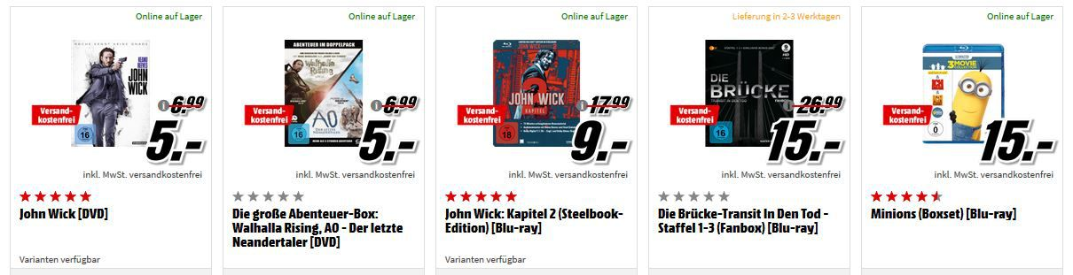 Nacon Controller + FIFA 19 + Shadow of the Tom Raider + Player Unknowns Battlegrounds für 111€ (statt 147€) uvm. im Media Markt Dienstag Sale