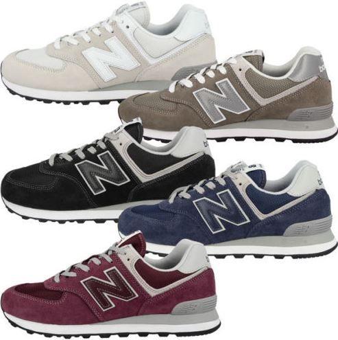 New Balance ML574   Herren Sneaker in 5 Farben für je 54,90€ (statt 69€)