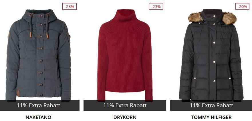 Tipp! Peek & Cloppenburg* New Year Sale mit 11% Extra Rabatt auf alles