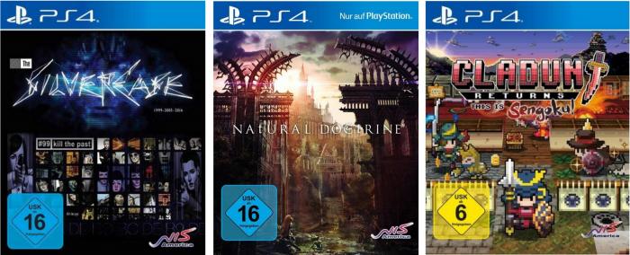 PS4 Game Deals bei OTTO + keine VSK   z.B. Disgaea 5: Alliance of Vengeance für 12,99€ (statt 20€)