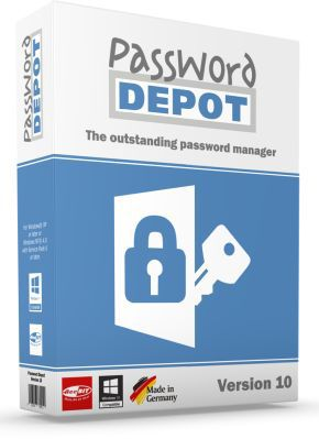 Password Depot 10 (Vollversion) gratis