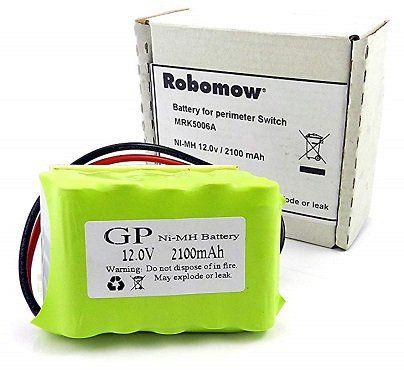 ROBOMOW 14008 Begrenzungsschalter Akkupaket für 20,99€ (statt 50€)