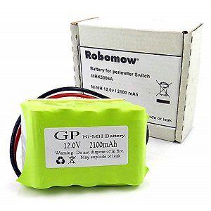 ROBOMOW 14008 Begrenzungsschalter Akkupaket für 40€ (statt 60€)