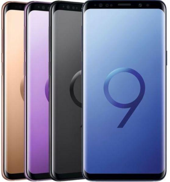 Samsung Galaxy S9 Plus 64GB Smartphone G Ware für 333€ (statt neu 522€)