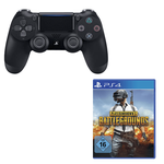 PlayStation 4 DualShock Controller + Playerunkown's Battleground für 59€ (statt 83€)