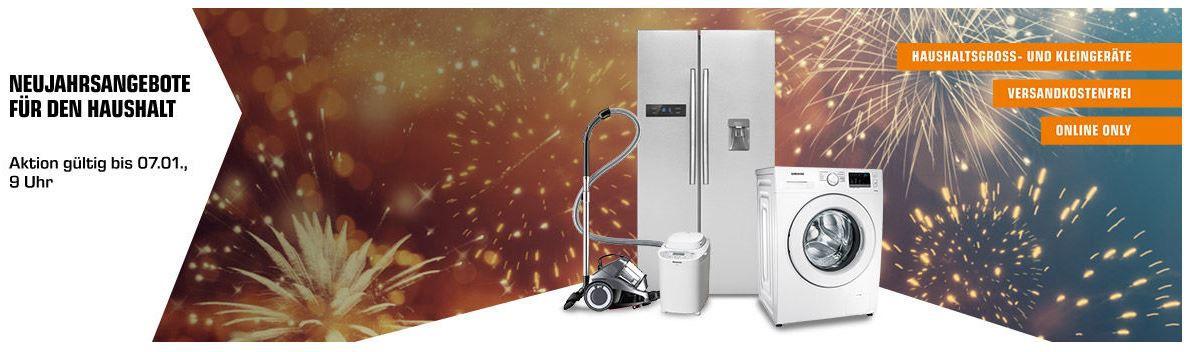 SATURN letzte Möglichkeit: günstige Haushaltsgroß  u. Kleingeräte   z.B. Bosch MFQ35RE Handmixer für 21,99€ (statt 40€)